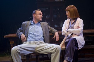 John Fenner Mays and Maggie Cain in KIN